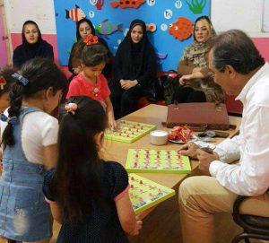 کارگاه روانشناسی کودک خلاق پیش گیری از اختلالات یادگیری هوش امجیکو تشخیص زود هنگام