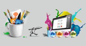 آموزش نرم افزارهای گرافیکی فتوشاپ کورل ایلاستریتور ایندیزاین مجتمع فنی تهران نمایندگی انقلاب 6