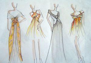 آموزش طراحی لباس در تهران