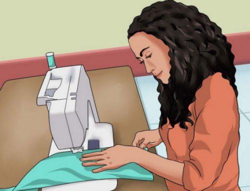 5 گام برای طراحی دوخت لباس