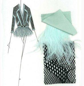 طراحی لباس-2