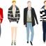 آموزش طراحی لباس پسرانه