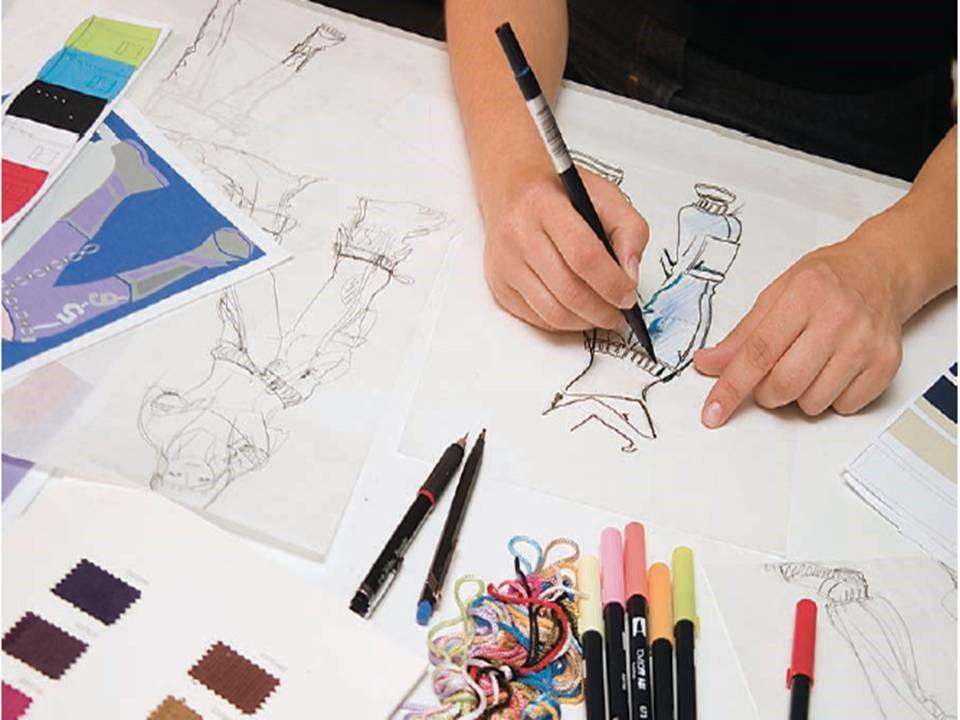 آموزش طراحی لباس شیک در مجتمع فنی تهران