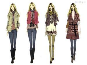 آموزش طراحی لباس ساده در مجتمع فنی تهران نمایندگی انقلاب