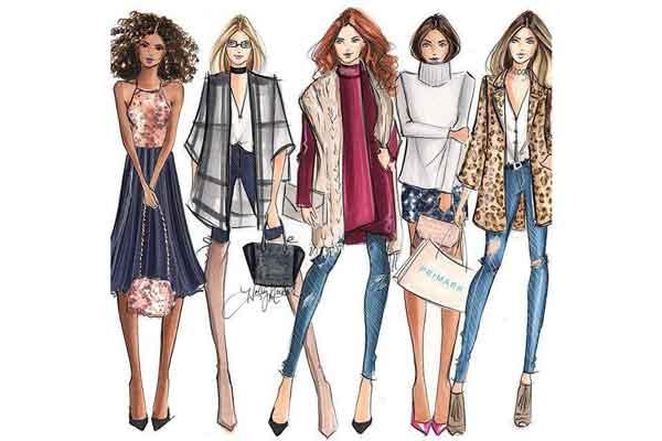 آموزش طراحی لباس مقدماتی چیست؟