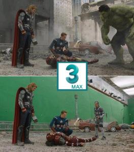 آموزش نرم افزار 3D Max برای فیلم سازان