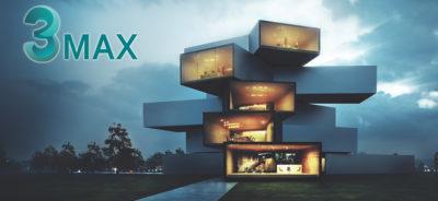 آموزش نرم افزار 3D Max کاربردی