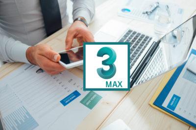 آموزش نرم افزار 3D Max حرفه ای