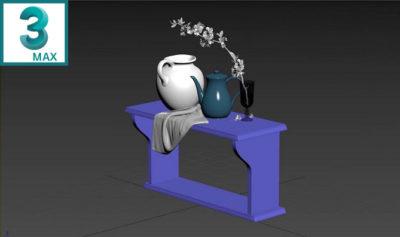 آموزش نرم افزار 3D Max برای انیمیشن سازان