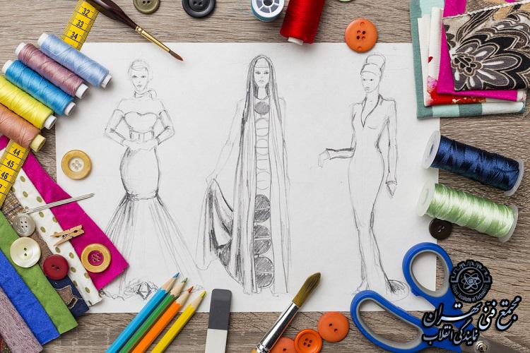 دوره آموزش طراحی لباس
