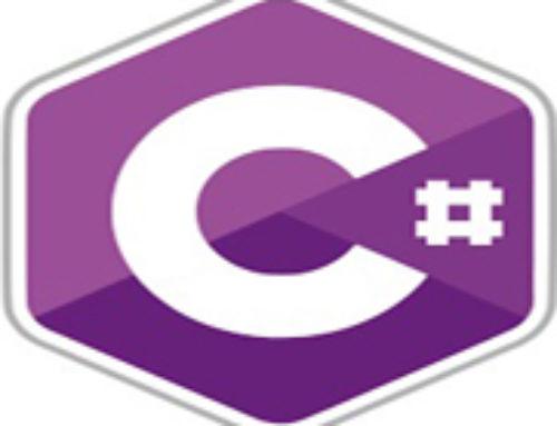کلاس آموزش برنامه نویسی سی شارپ
