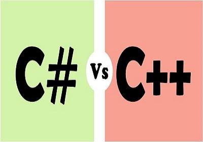 تفاوت برنامه نویسی سی شارپ با C++