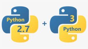 نسخه های برنامه نویسی پایتون