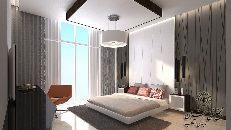 طراحی اتاق با 3d max