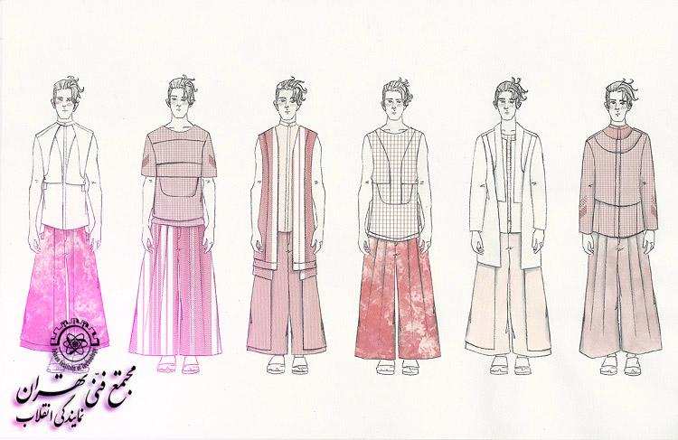 آموزش طراحی لباس برای علاقه مندان