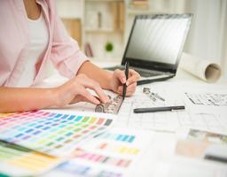 یادگیری طراحی دکوراسیون داخلی